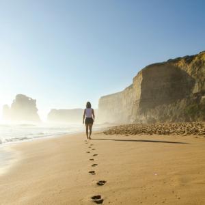 Andreia Trigo - Mindful Walking