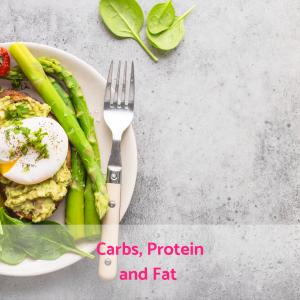 Andreia Trigo - Carbs, Protein and Fat